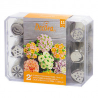 Box Set Nr2 Direct Flower Nozzles 12 Stk