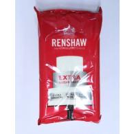 Renshaw Rollfondant Extra 1kg Weiß