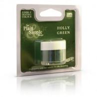 Plain & Simple 'Holly Green'
