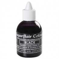 Airbrushfarbe Black